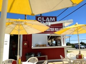 clam-bar