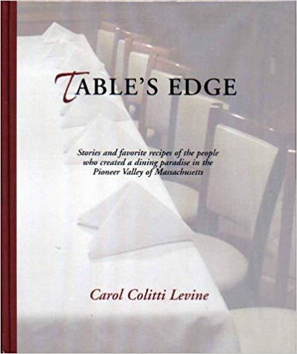 table's edge