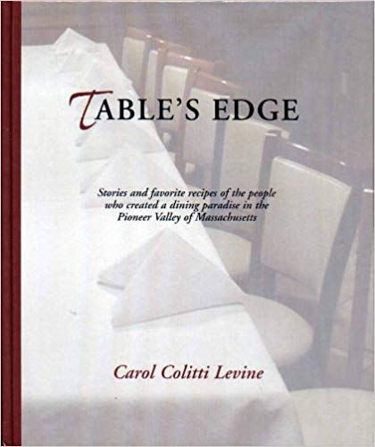 table's edge